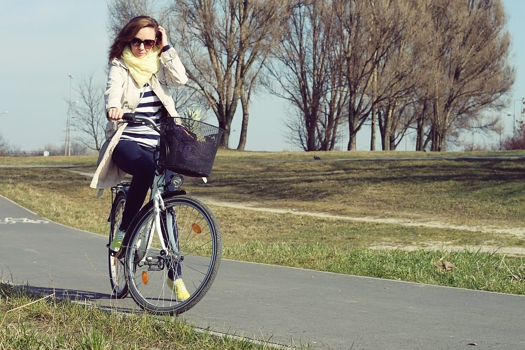 Przygotowanie roweru miejskiego do sezonu