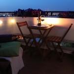 Miejsce relaksu – balkon