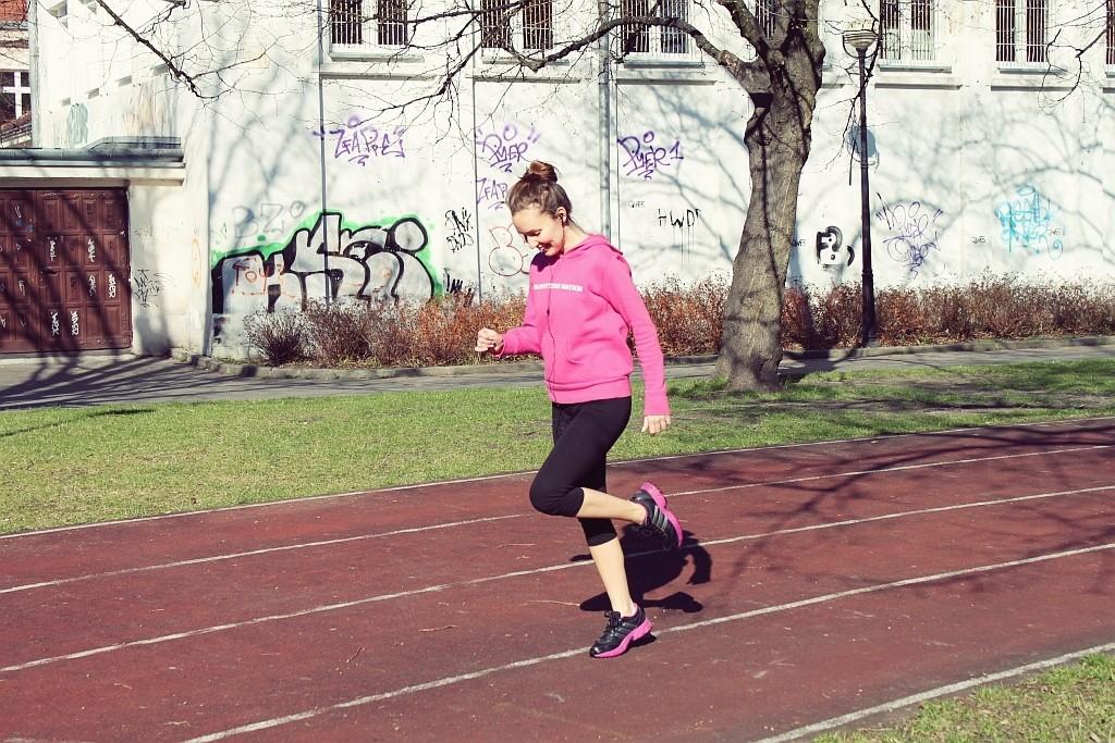 Z pamiętnika początkującego biegacza – wieści z placu boju