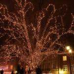 Świąteczna Warszawa – zdjęcia + film