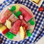 Domowe, zdrowe lody owocowe
