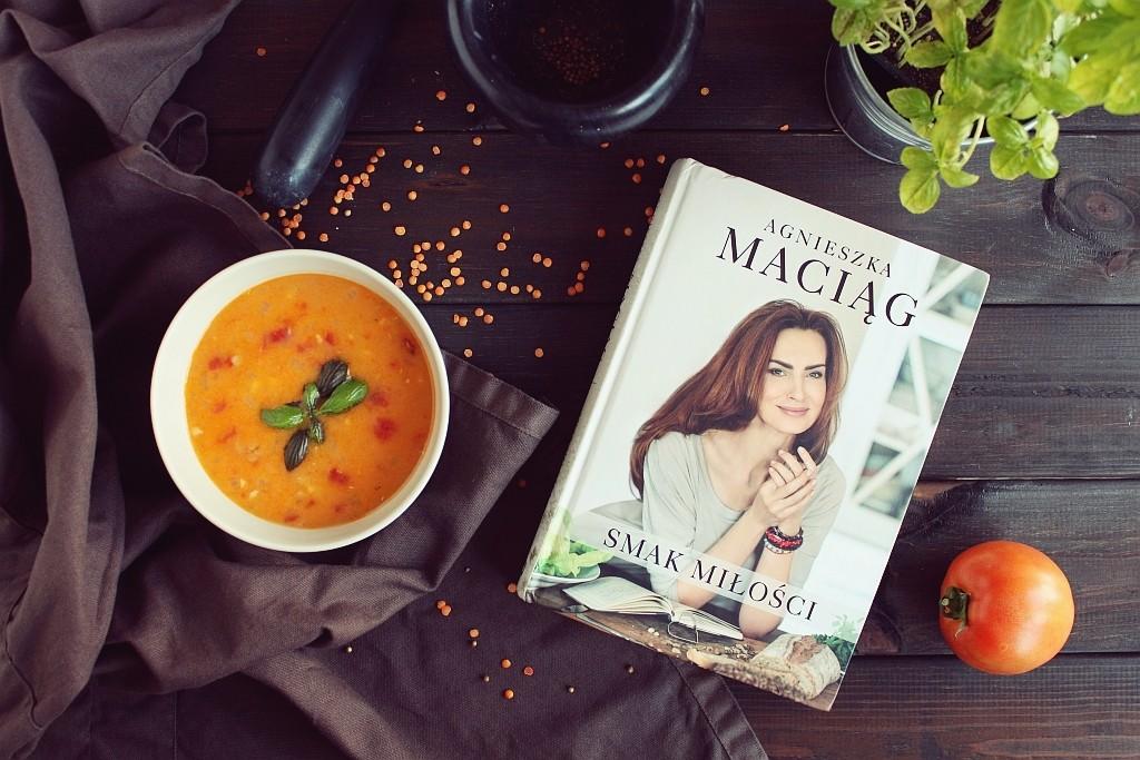 """""""Smak miłości"""" Agnieszki Maciąg – recenzja książki"""