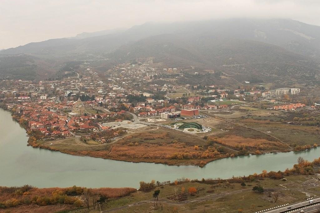 Gruzja – Tbilisi, Mtskheta