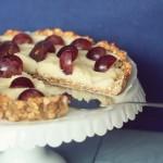 Tarta na owsianym spodzie z cytrynowym kremem