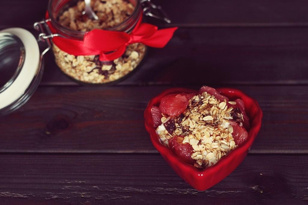 Domowa granola z patelni (przepis+film)