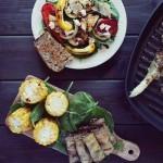 Czy grillowanie jest zdrowe? + kilka przepisów na grill wegetariański