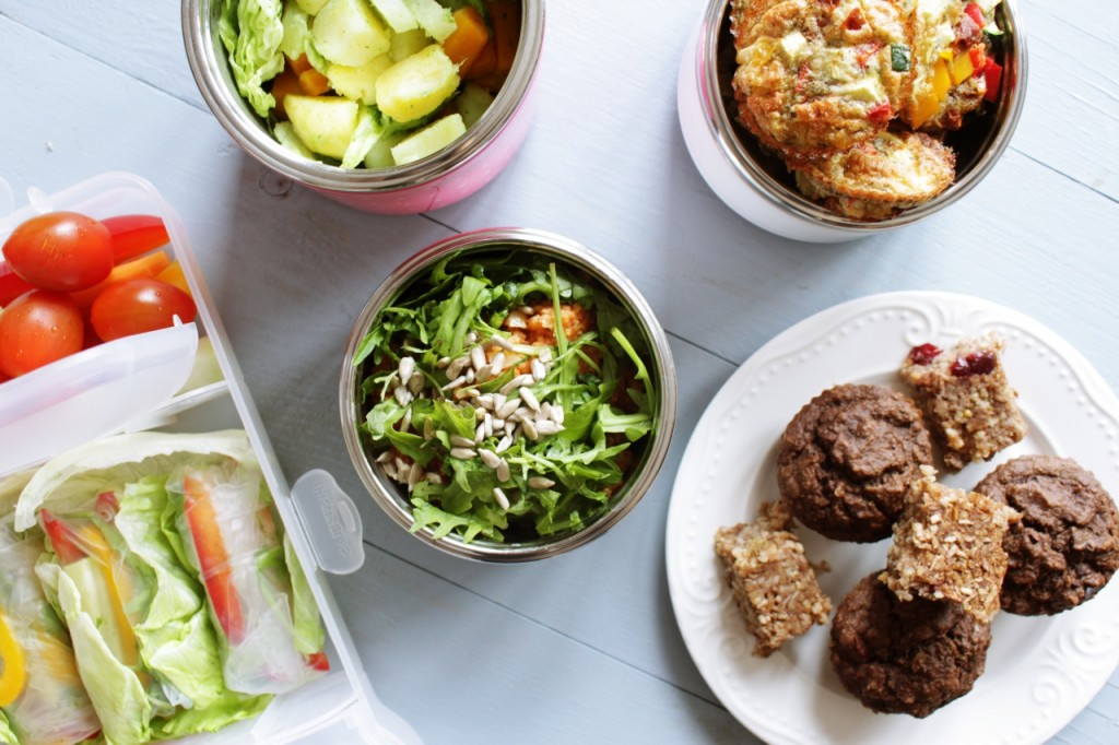 Co jeść w pracy lub na pikniku, czyli pomysły na lunch boxy