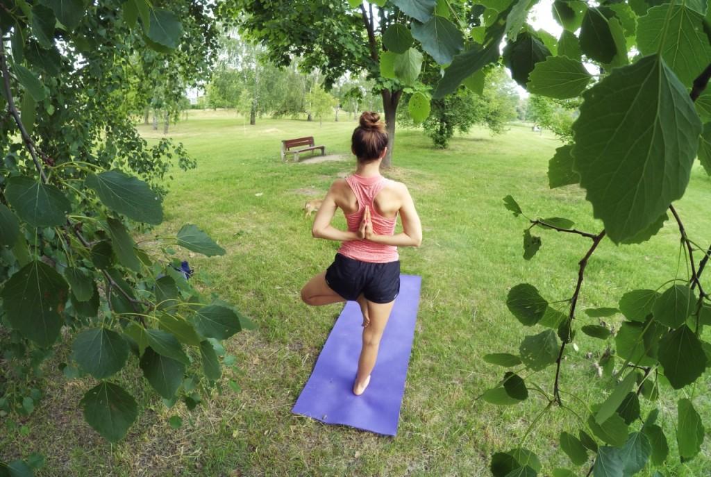3 powody, dla których warto ćwiczyć w plenerze