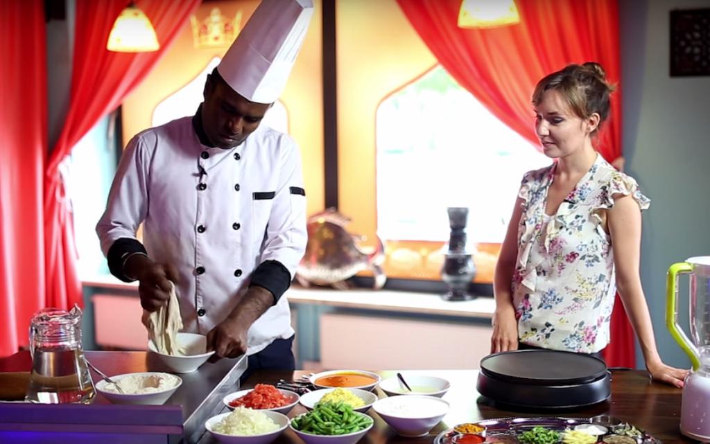 Kuchnia indyjska i przepis na chapati