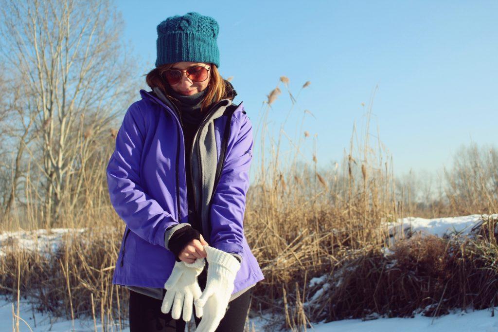 Jak się ubrać zimą – na spacer lub inną aktywność fizyczną