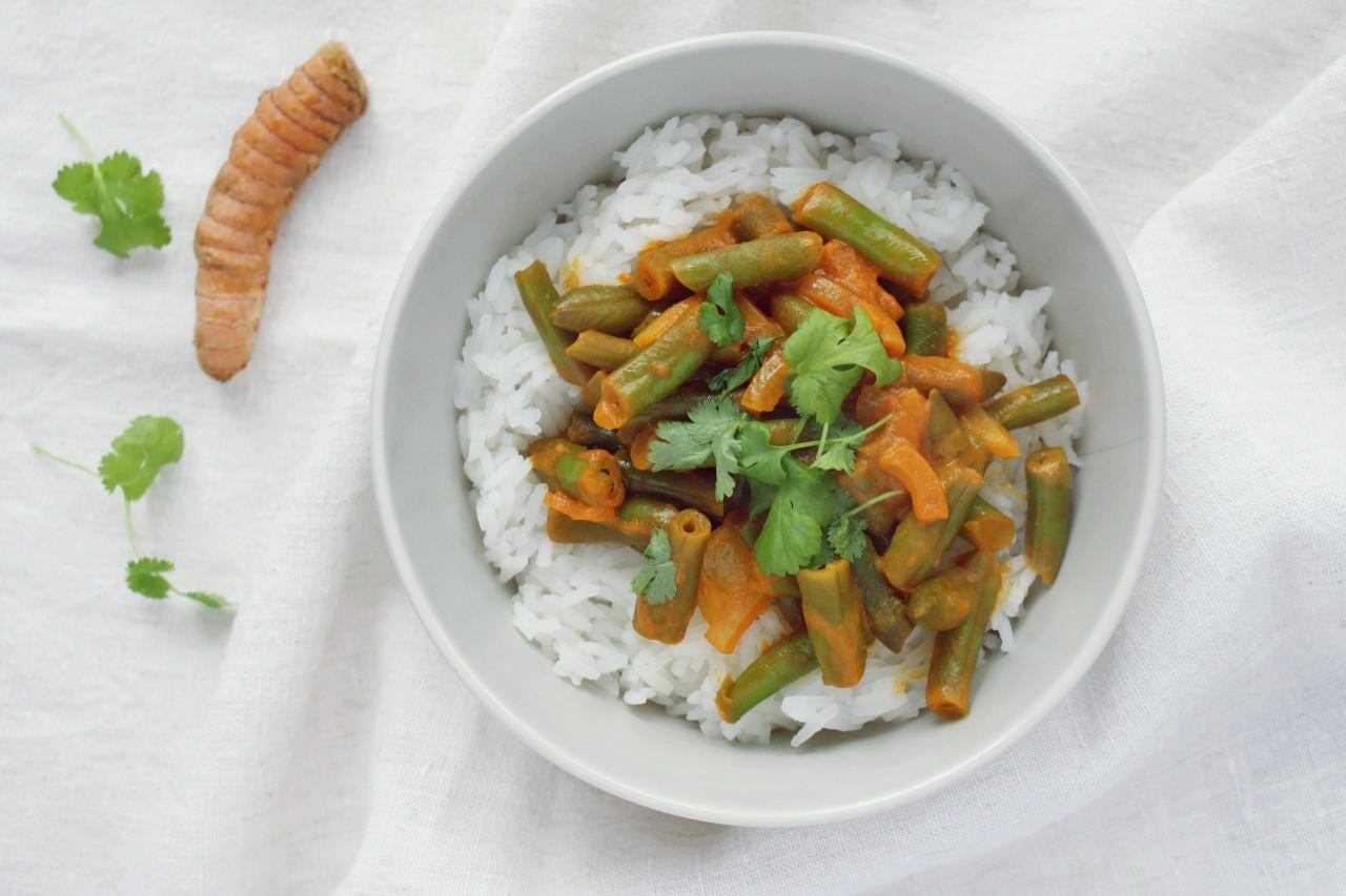 wegetarianskie_curry_z_fasolka