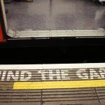 Mind the gap, czyli przegląd londyńskiego tygodnia ;)