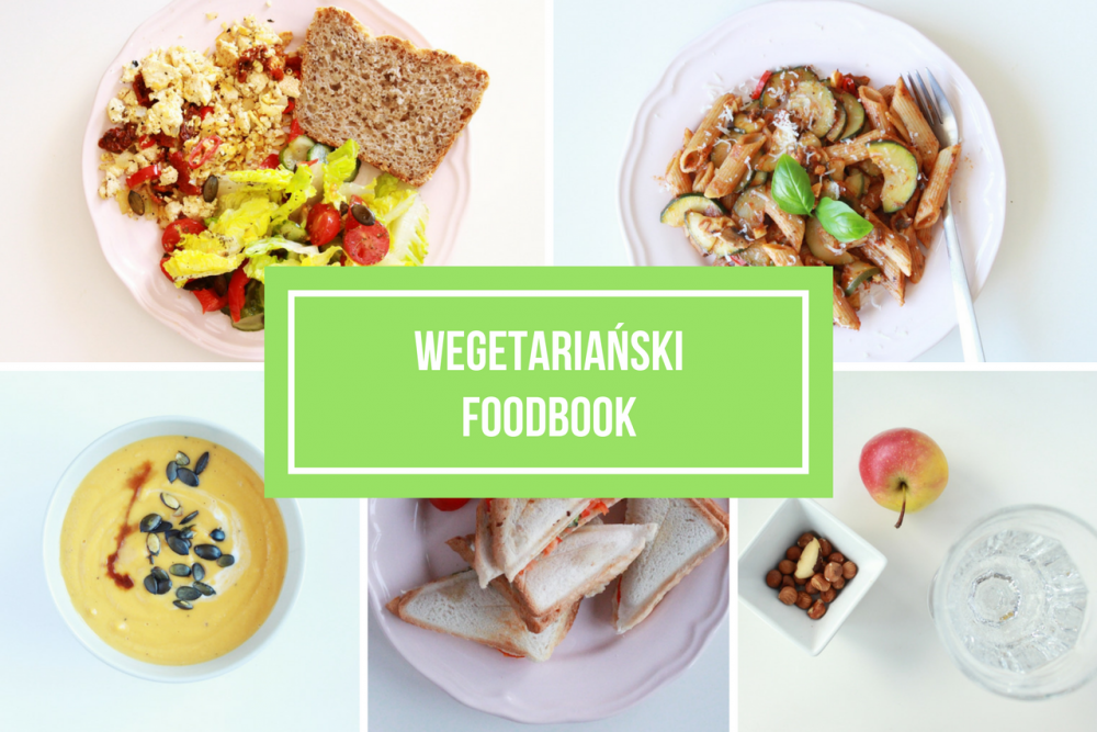 foodbook wegetarianski