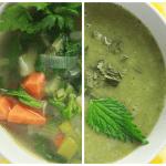 Wiosenna zupa pokrzywowa – 2 proste przepisy