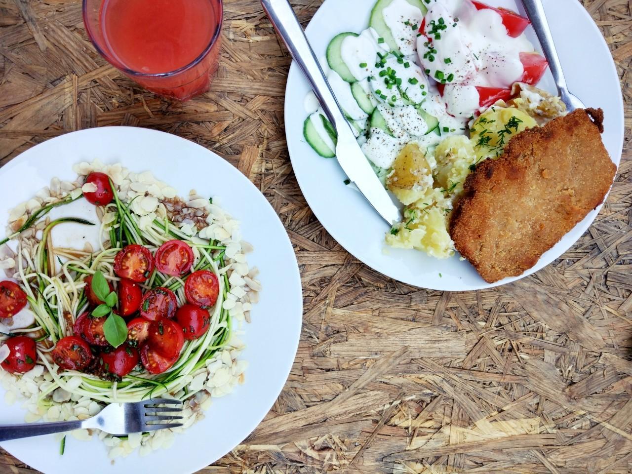 wegetarianskie restauracje - Lokal Vegan Bistro