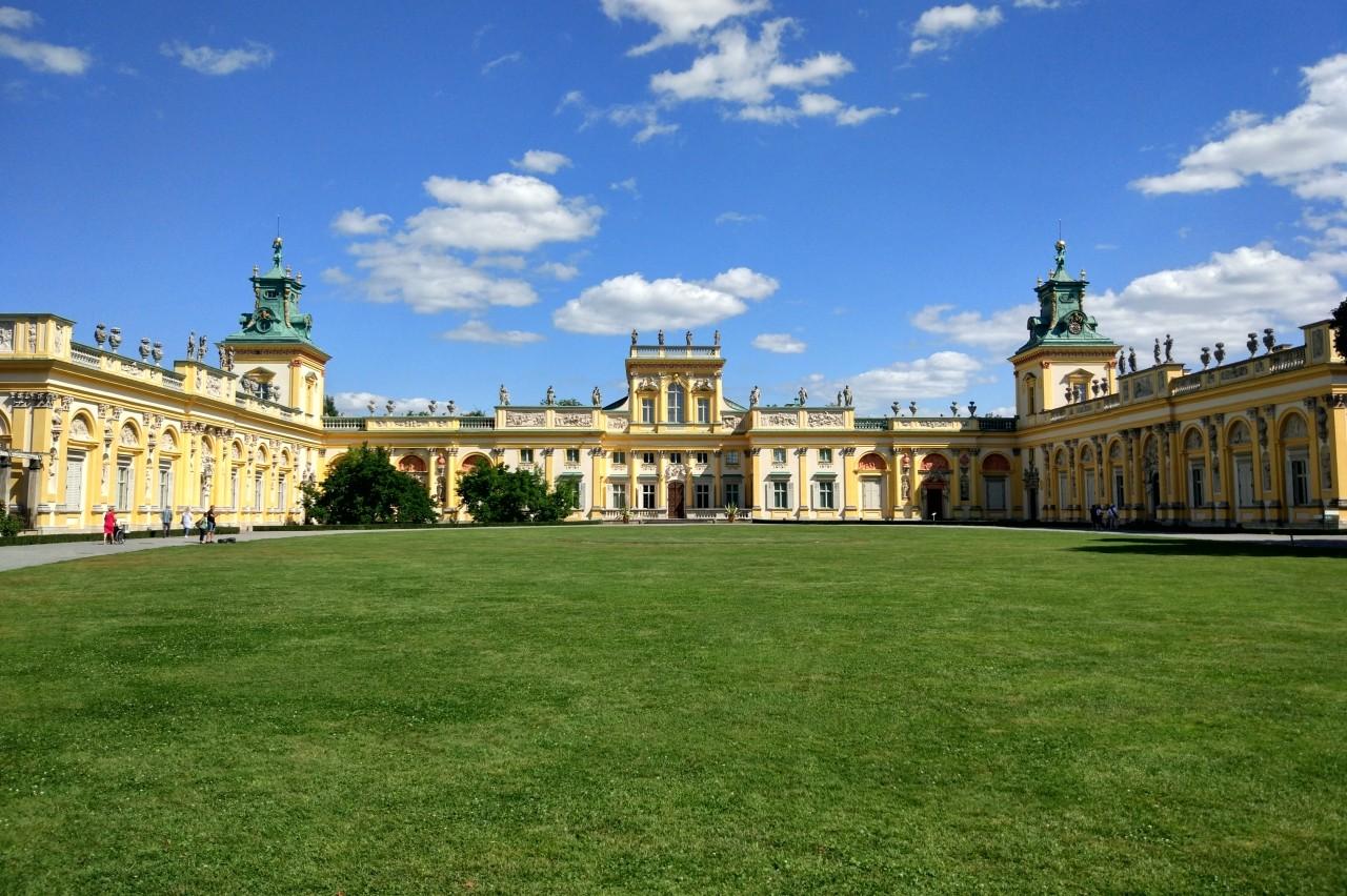 Pałac w Wilanowie - atrakcje Wilanowa