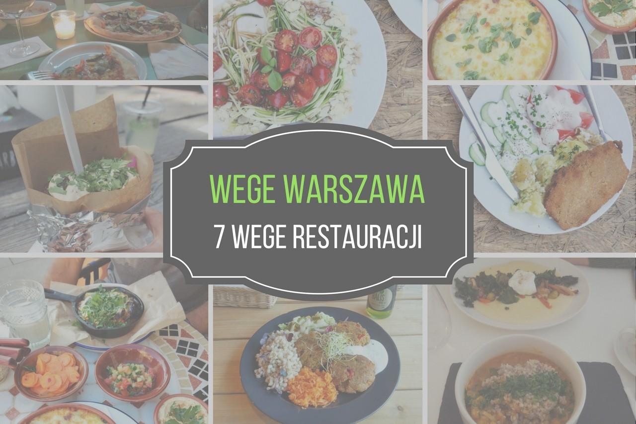 wegetarianskie restauracje w Warszawie