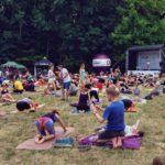Joga w parku – darmowe zajęcia jogi w Polsce (lato 2018)