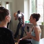 Występowanie przed kamerą – moje doświadczenia + film