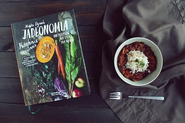 Recenzja Ksiazki Jadlonomia Przepis Na Chili Sin Carne Lifemanagerka Pl Blog Lifestylowy O Zdrowym Stylu Zycia