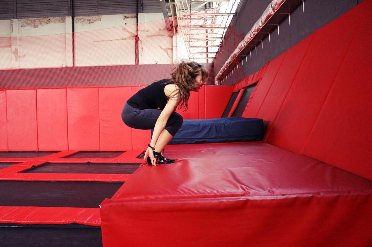 Czy trampoliny są zdrowe?