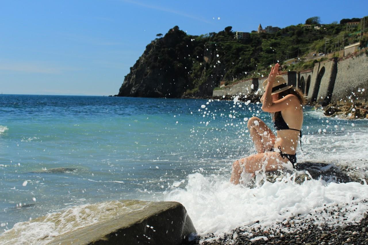 corniglia_plaża