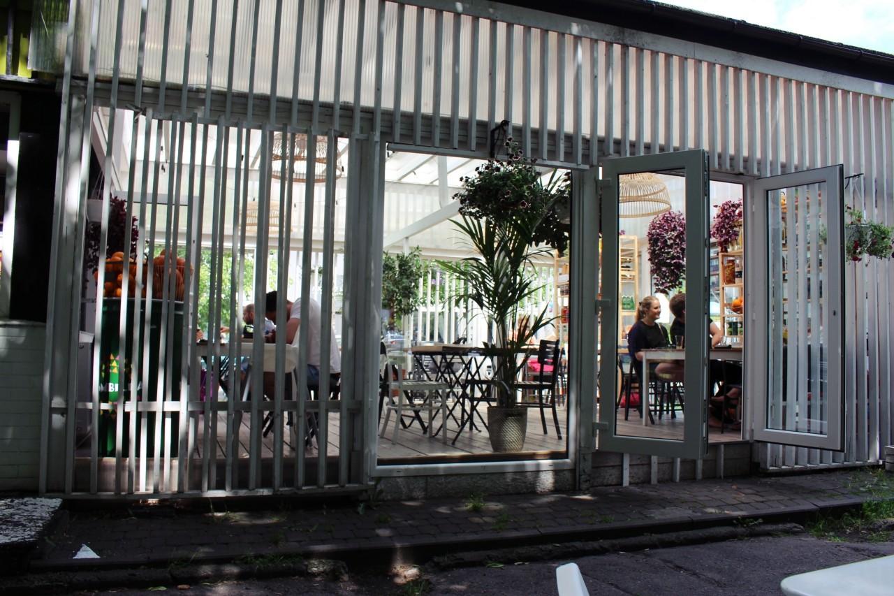 wegetarianskie restauracje w Warszawie - Mezze