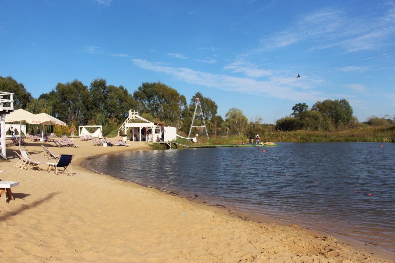 Lake Park Wilanow - atrakcje Wilanowa