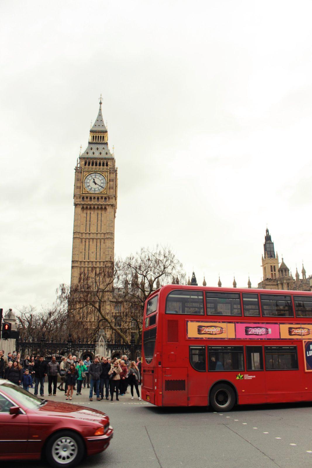 zwiedzanie Londynu w kilka dni