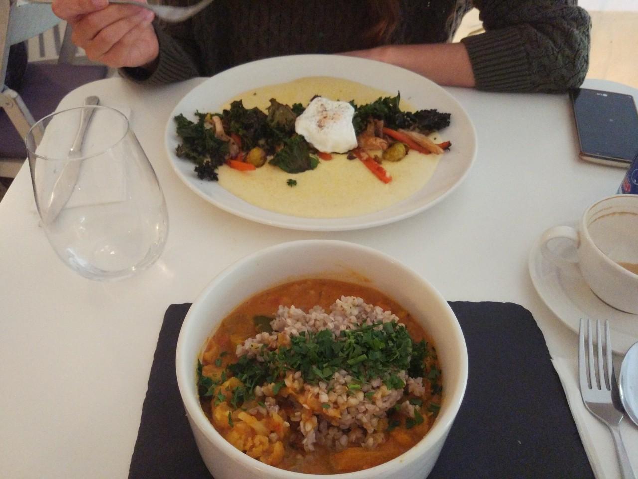 wegetarianskie restauracje w Warszawie - Veg Deli