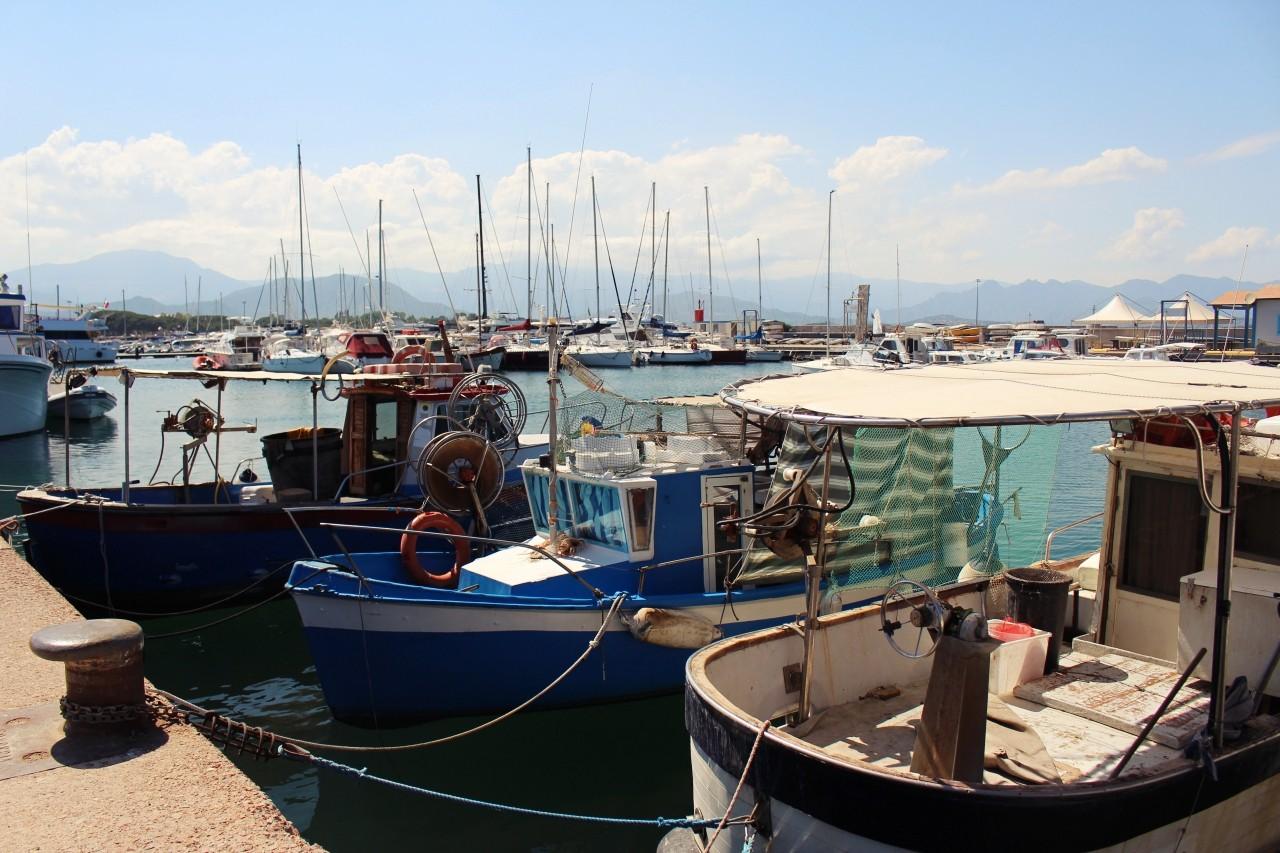 Arbatax Port
