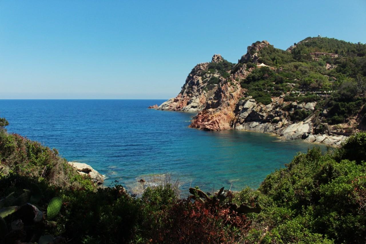 Cala Moresca Sardynia
