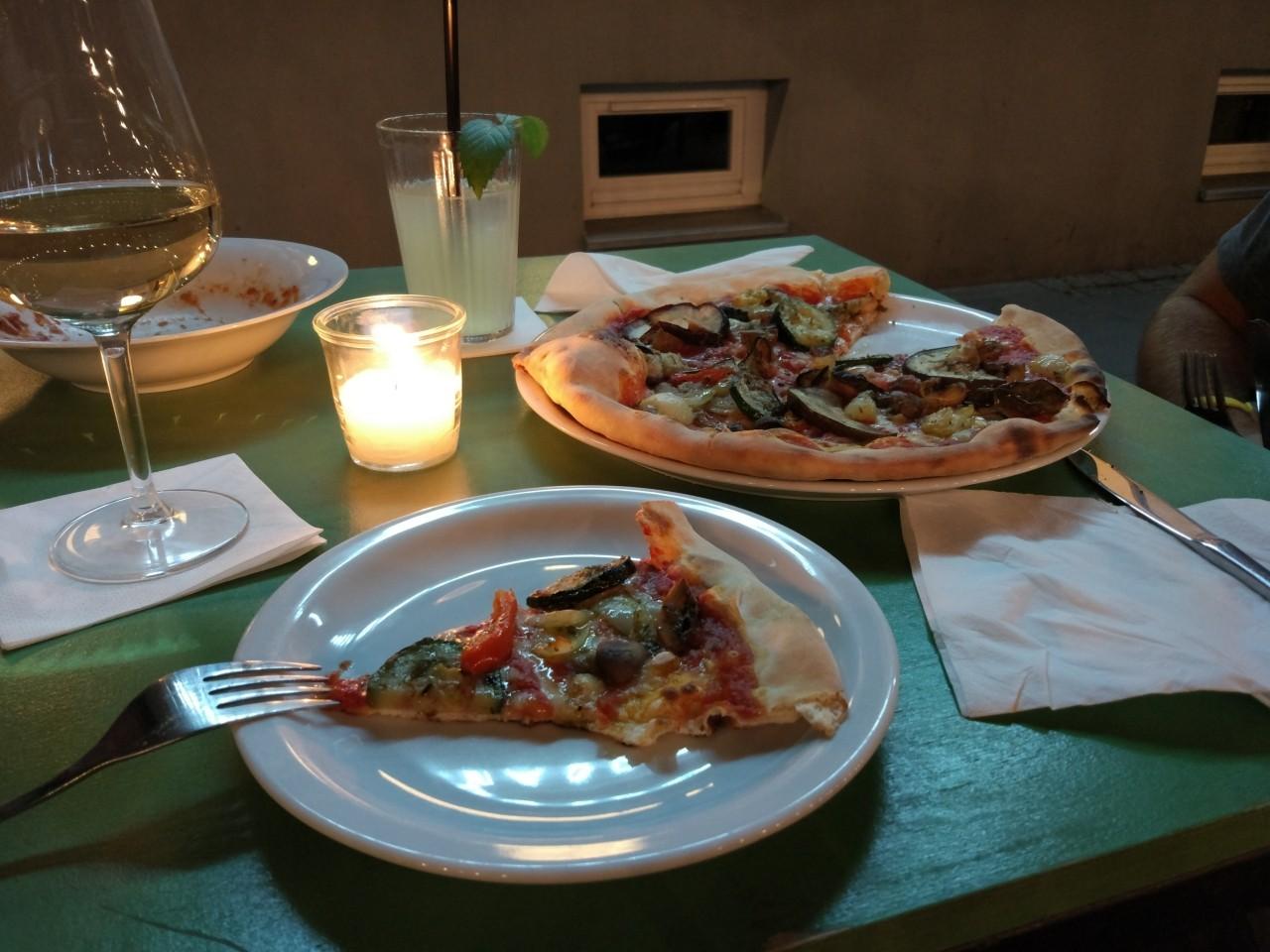 wegetarianskie restauracje w Warszawie - Leonardo Verde