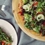 Pizza z batata – pyszna i tylko z dwóch prostych składników!