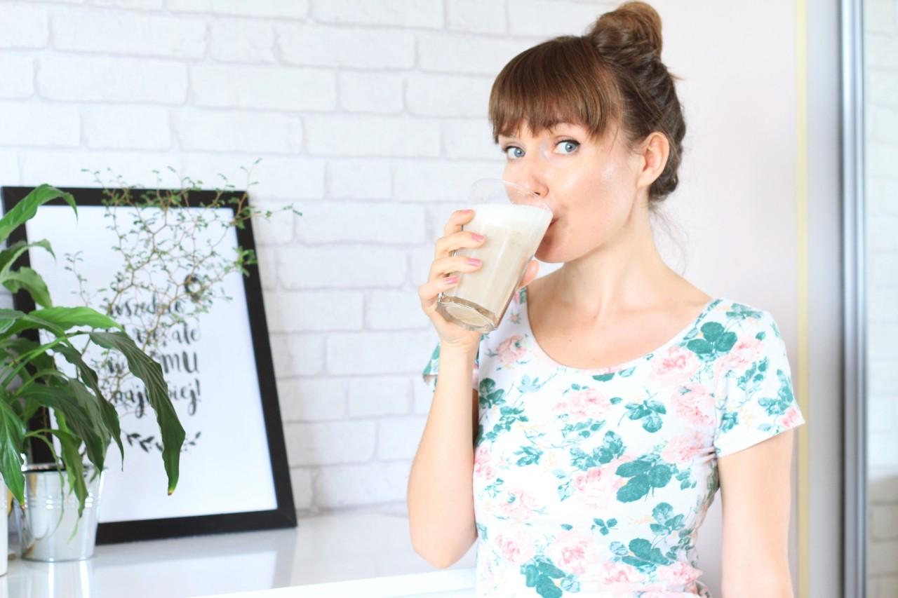 najprostsze mleko roslinne