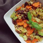 Rozgrzewająca jaglanka z warzywami – idealne śniadanie na zimę